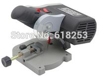 """Mini cut off saw/Mini Miter Saw/Mini chop saw cut ferrous metals non-ferrous metals wood plastic 2""""/50mm 220v 120w 7800rpm"""
