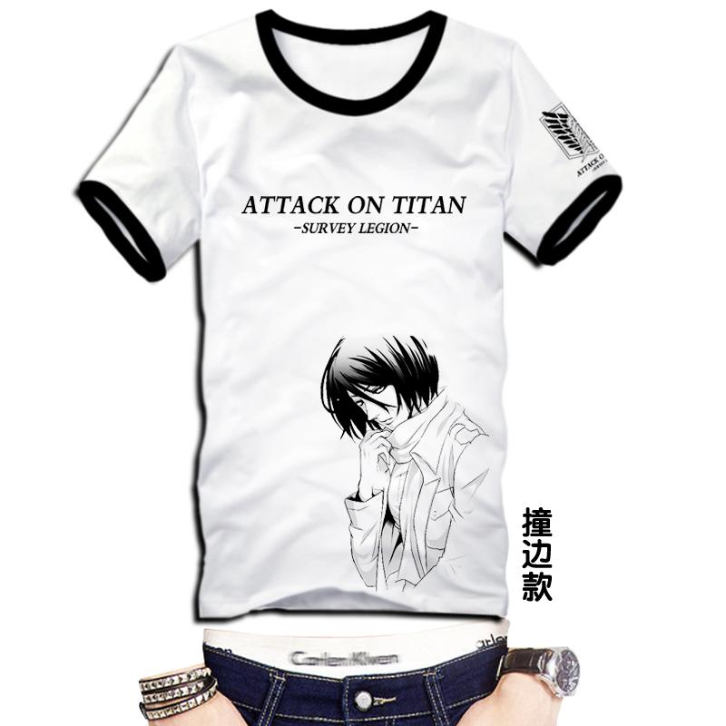 Мужская футболка Made in China Shingeki Kyojin t 0630 managing projects made simple