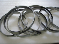 Tantalum strip in coil of 99.95%