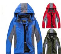 MMountaineering wear waterproof outdoor clothing Ski-wear, Men's soft shell female thin layer styles
