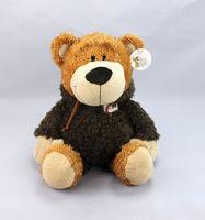 Nici plush toy stuffed doll happy bear Clothing Dressing Coat birthday gift 1pc