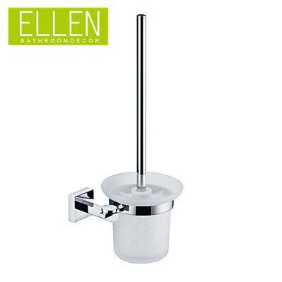 Solid Brass Bathroom Toilet Brush Holder Bath Hardware(China (Mainland))