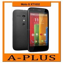 Moto G X1032 Quad Core 1GB RAM 16G ROM 4.5Inch Screeen Android 4.3 Wifi GPS 3G 5MP CDMA Cell phones(China (Mainland))