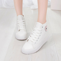 New models in summer and autumn seasons canvas high-top shoes