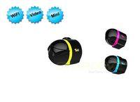 Ai-ball World's Smallest Ultraportable Wifi Mini Surveillance Camera IP Camera Wireless Free Shipping
