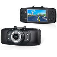 2.7'' Car DVR Ambarella +DVR video Recorder +vehicle driving Car Camera+1080P Full HD LCD+GPS+DRR 256M  Free HDMI Cable