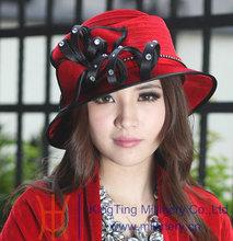 wholesale red hat ladies