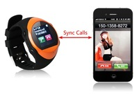 MQ88L 1.54 inch touch screen Android smart Bluetooth Watch Phone cell MP3 Wrist watch moblie Phone Wi-Fi band FM BT Smart Watch