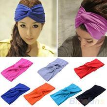 fashion head wrap promotion