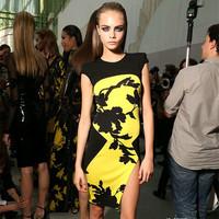1007 Free shipping 2014 summer women new fashion print sleeveless plus size dress ladies summer irregular dresses cotton S-XL