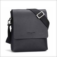 Hot Sale Big promotion men messenger bags,High quality PU leather shoulder bag , casual bag brand men bag black wholesale NO1749
