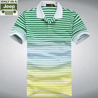 High quality new 2014 fashion 100% cotton  t shirt men brand AFsjeep casual shirt man plus size boy london size M-XXXL