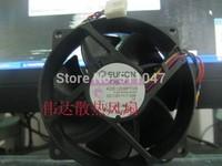 Quasi - built SUNON KDE1209PTVX 12V 7.0W ball bearing axial flow fan card case fan