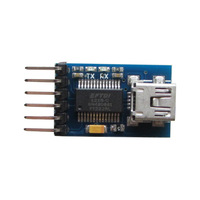 FT232RL, USB to serial line, USB TO 232