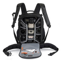 New Lowepro Flipside 400AW Rocket Camera Bag Army Green High Quality Backpack