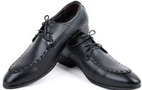 New 2013 men's flats leather lacing shoes british style casual shoes