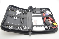 Freeshipping Multi-Function Jump Starter can be used car mobile phone notebook PDA MP3 MP4 14000mAh No.1 AAA