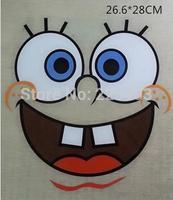 Spongebob squarepants a-class washable pyrograph 26 * 28 cm