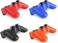 2pcs/lot FREE SHIPPING Dual shock3 Wireless game controller,Dual wireless controller,Wireless joystick Game Joypad For PS3