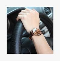 Genuine SINOBI elegant minimalist fashion casual men's watch men's watches belt fashion watch special offer free shipping