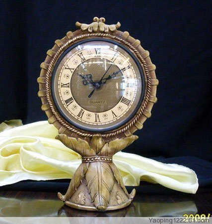 Clocks table clock antique technology of soft home minimalist European styling 9010b watches clock(China (Mainland))