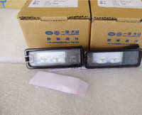 2014 OEM 35D 943 021A VW LED license plate lamp for VW  Passt CC b7l Golf 6 Golf 7 Eos Scirocco