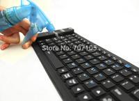 Bluetooth Roll up flexible rubber keyboard Waterproof