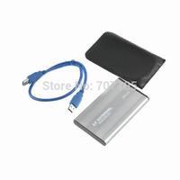 """2.5"""" SATA USB 3.0 HDD Hard Drive External HDD Enclosure"""