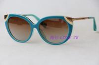 woman sun glasses Z0621E blue designer sunglasses women with box free shipping