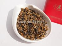 1000g AAAA curly jinjunmei, Dian Hong,JinJunmei,Yunnan Black Tea,Free Shipping