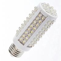 Free Shipping Ultra bright LED bulb 7W E27 220V  Warm White light LED lamp with 108 led 360 degree Spot light