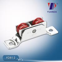 Non-frame double roller