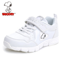 Children's white shoes boys girls shoes sneakers white sneakers Korean shipping 131