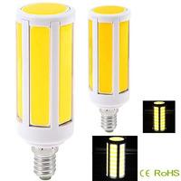 New arrival 4pcs/lot Super Bright led lamp 7W COB SMD LED Corn bulb Light e27 white/Warm White 85-265V cob led corn lamp e27