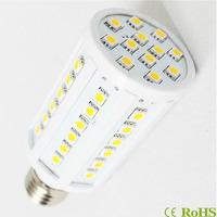 2pcs/lot 10w e27 5730SMD 42pcs 900lumens LED Corn bulb Light lamp white/Warm White 220V led corn bulb e27