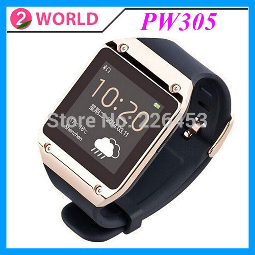 MI-W2 Bluetooth Remote Control Smart Watch For Samsung HTC Sony Blackberr