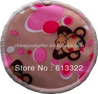 Printed Pattern Cloth Nursing Pad Bamboo Breast Pads