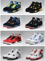 2014 men  Sneakers Retro 4 Boots JR4 Sports Shoes ,couples Discount   Retro Basketball Shoes Popular  Training shoes