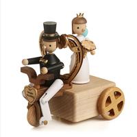 Wool music box music box gifts romantic gift girlfriend wedding gifts