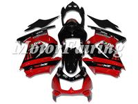 Promotion  full set kawasaki ninja 250r body kit ex250 08-10 Red self-installation