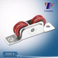 Non-frame bearing roller