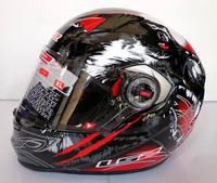 Genuine LS2FF358 upscale all-new motorcycle helmet racing helmet winter helmet safety helmet, handsome, generous, beautiful! ! !