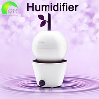 Free Shipping 2014 New Ultrasonic Humidifier Mute Aromatherapy Sterilization Oxygen Bar Air Water Mist Humidifier For Home