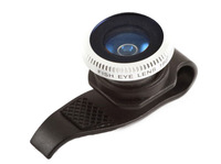 New 8 Style 180 Degree Fish eye 2X Teleconverter Wide Angle + Macro Lens For Mobile Phone