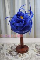 Fashion Party hat  Accessories Ladies' Fascinator Banquet Vintage Hat  M6
