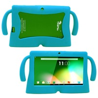 Free Shipping! 7 inch Silicone Rubber Gel Soft Skin Case Cover Case for 7'' Dragon Touch Dual Core Y88 Tablet PC Case