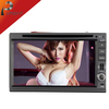 """Without GPS Navigation,Bluetooth,Universal 2din 6.95"""" In Dash 2 Din Car DVD Player ,Audio,Radio,Stereo,AM/FM Steering Wheel"""