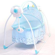 primi Puluo Mi shaker electric cradle baby cradle recliner electric swing baby swing yaolan(China (Mainland))