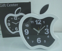 free shipping Creative Apple alarm clock Manufacturers selling Apple's mobile phone company pattern