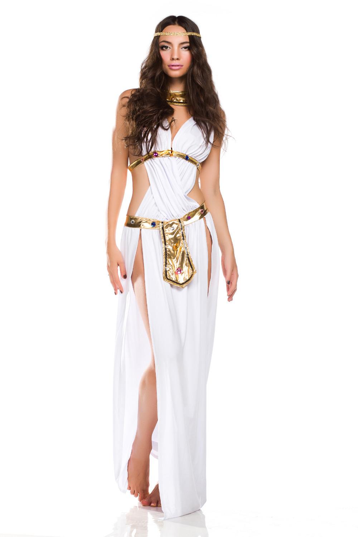 Greek Goddess Costume Long